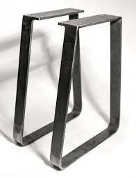 Resultat d'imatges de metal table legs