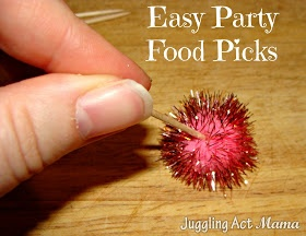 Juggling Act: Easy Party Food Picks