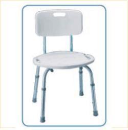 Carex Adjustable Bath and Shower Seat w/ Back