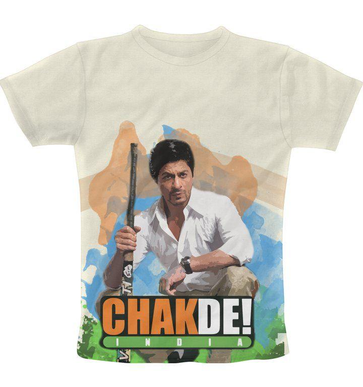 ChakDeIndia Poster print T-Shirt