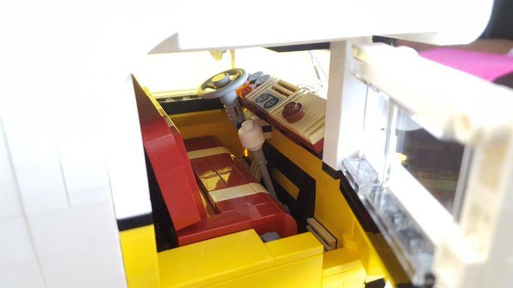 Lego Bulli Camper 10220_12 | marco piccolo | Flickr