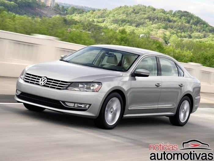Volkswagen Passat 1.8 TSI 2014 parte de US$ 20.895 nos EUA - Notícias Automotivas - Carros