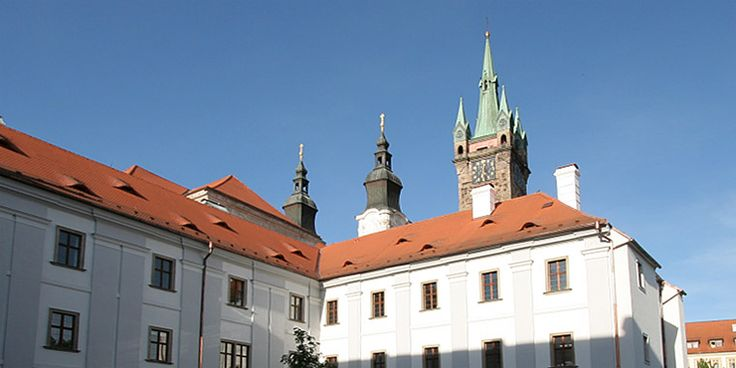 Klatovy (Czech pronunciation: [ˈklatovɪ]; German: Klattau) is a town in the Plzeň Region of the Czech Republic. Klatovy was founded during 1260–1263 by Přemysl Otakar II. There are several historic buildings in the town such as the Black Tower, the Baroque Pharmacy, the Jesuit church with catacombs and the Archeacon's church.