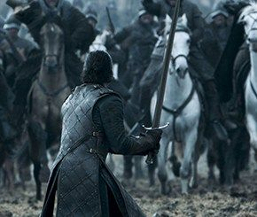 Game of Thrones: Behind the scenes: The Battle of the Bastards