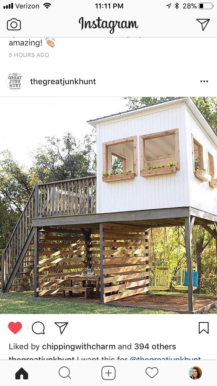 I love this playhouse. It's being enough that wh…