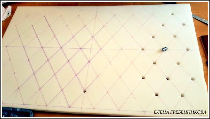 Капитоне, или Каретная стяжка. Как сделать изголовье кровати своими руками - Ярмарка Мастеров - ручная работа, handmade