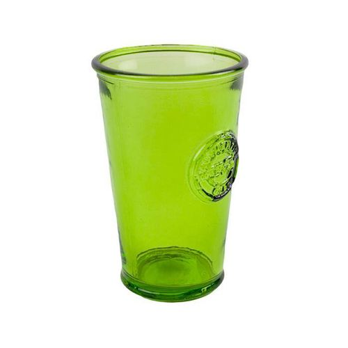 Authentic Recycled Green Glass Tumbler 300ml