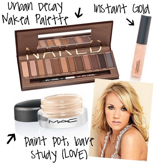 I want this palette--great for blondes & redheads.  The paint pot by MAC works great too.