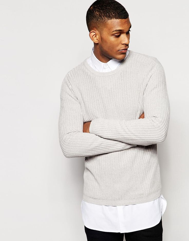 River Island Ribbed Jumper