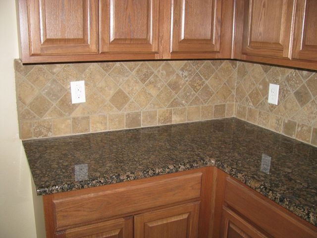 1000 images about kitchen backsplash on pinterest Tan kitchen backsplash