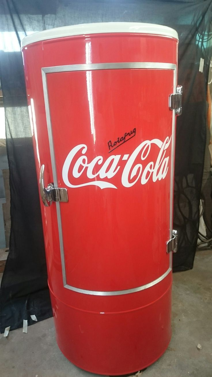 Coca-Cola fridge  https://www.facebook.com/rusticindustrial3280/