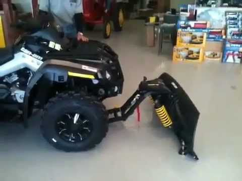 I need help What is the best ATV to plow with