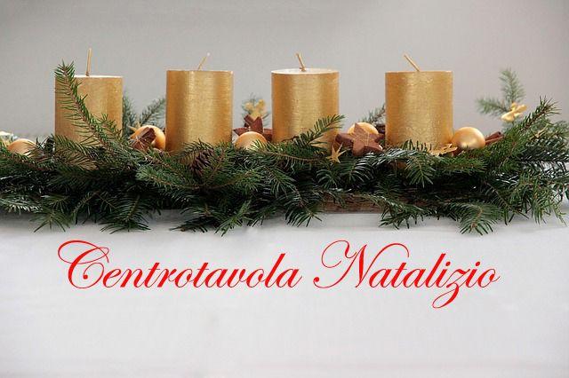 un centrotavola natalizio da realizzare insieme ai vostri bambini