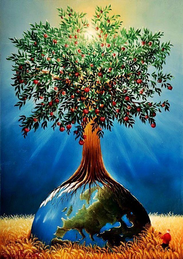 дерево життя фото все это очень