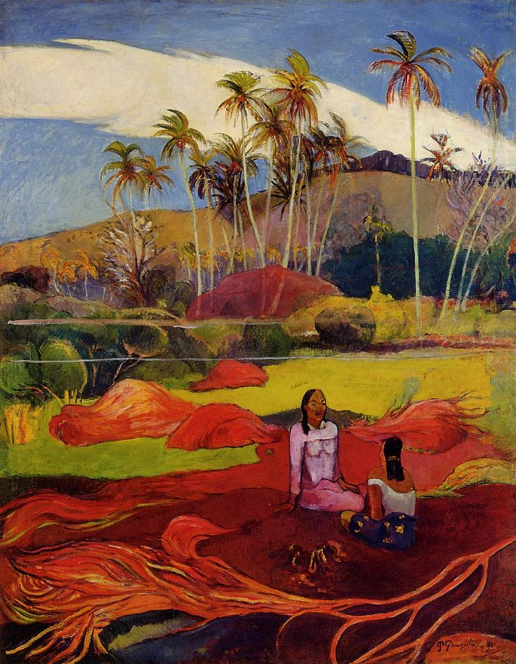 Paul Gaugin was a French Post-Impressionist painter, sculptor, printmaker…