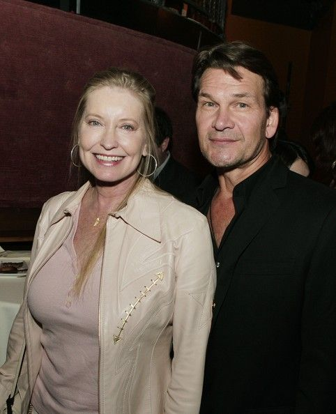 "Patrick Swayze Lisa Niemi Photos: World Premiere of Touchstone Pictures - ""Dan In Real Life"" - After Party"