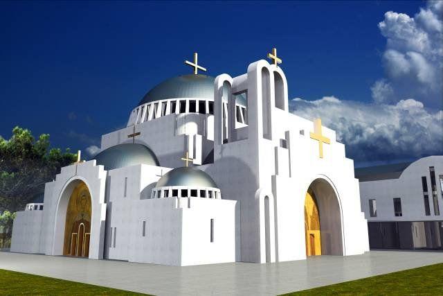 Tak będzie wyglądać nowa cerkiew w Warszawie