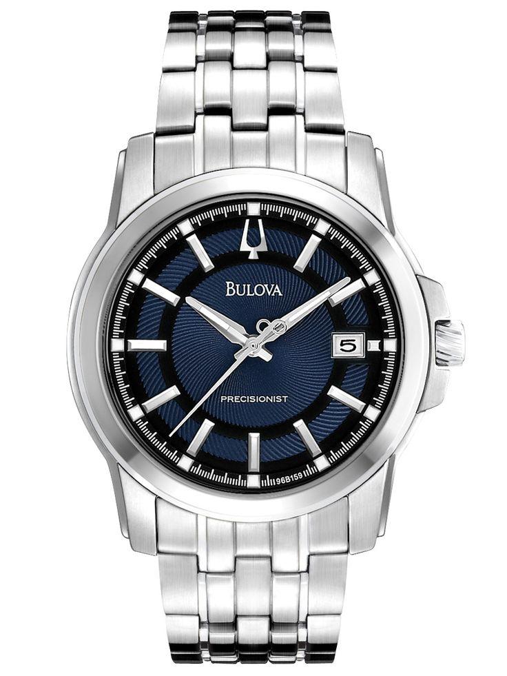 Reloj Bulova Precisionist, calidad y elegancia | 12:34