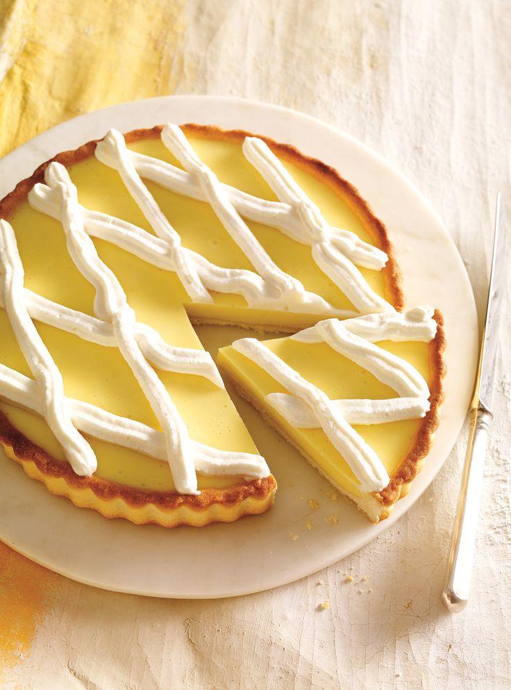Ricardo's recipe : Eggless Lemon Pie