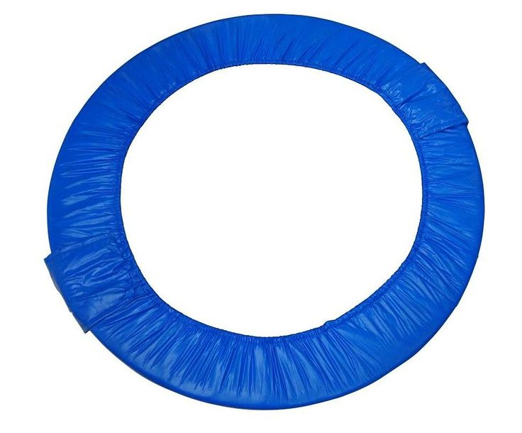 Round Foldable Trampoline Safety Pad Spring Cover
