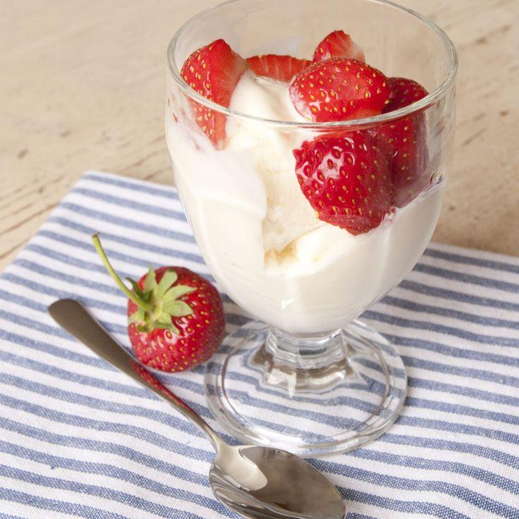 Homemade #vanilla #icecream   Dille & Kamille