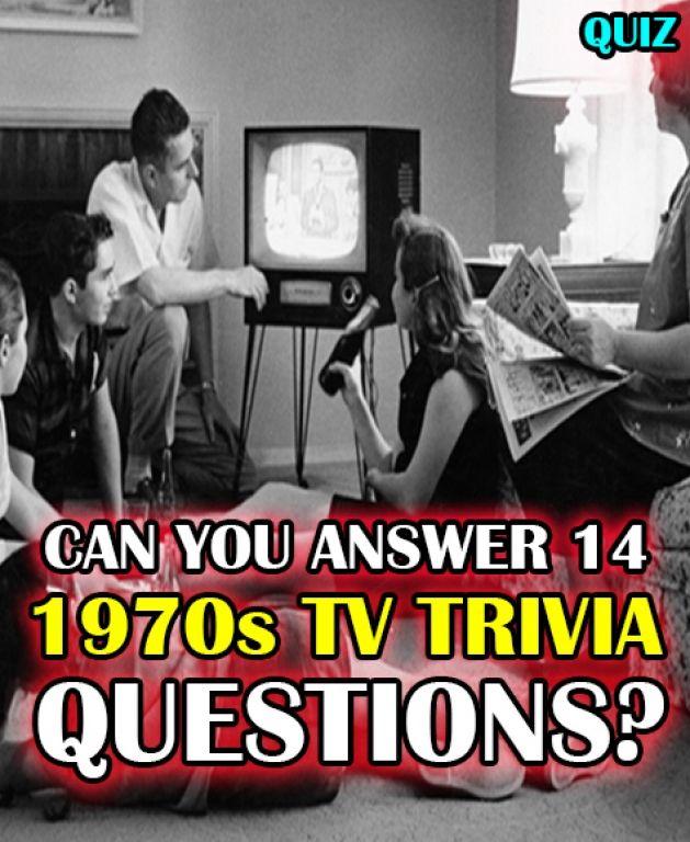 I Got 70s TV Trivia Guru!!! Wow! From M*A*S*H, to the Hulk, to the Six Million Dollar