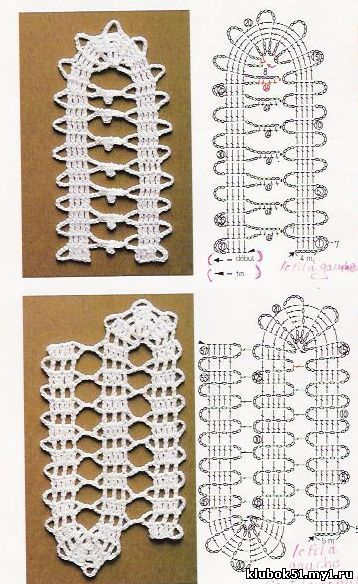 Bruges lace. Overview + scheme. Comments: LiveInternet - Russian Service Online Diaries