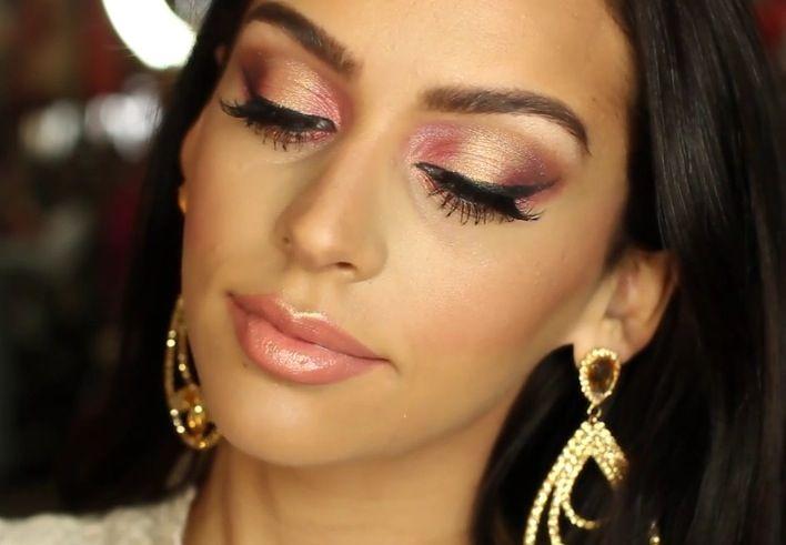 Wedding Makeup Tutorial Carli Bybel : Carli Bybel makeup tutorial Carli Bybel
