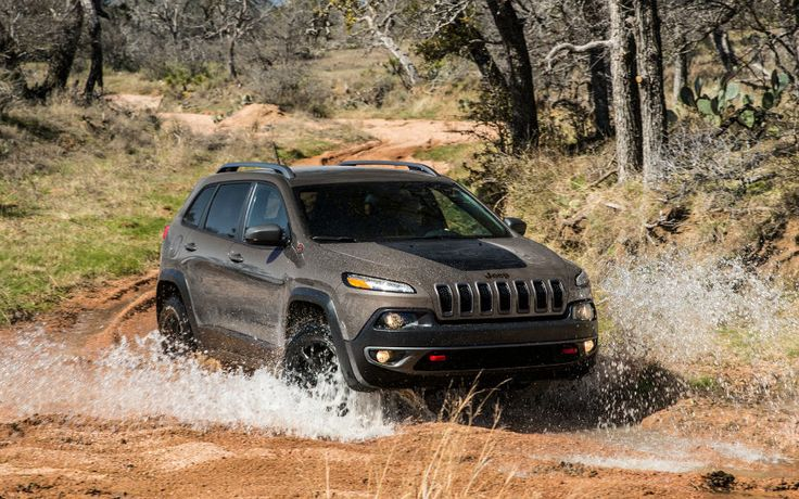 2015 Jeep Cherokee Trailhawk Coupe latest purchase