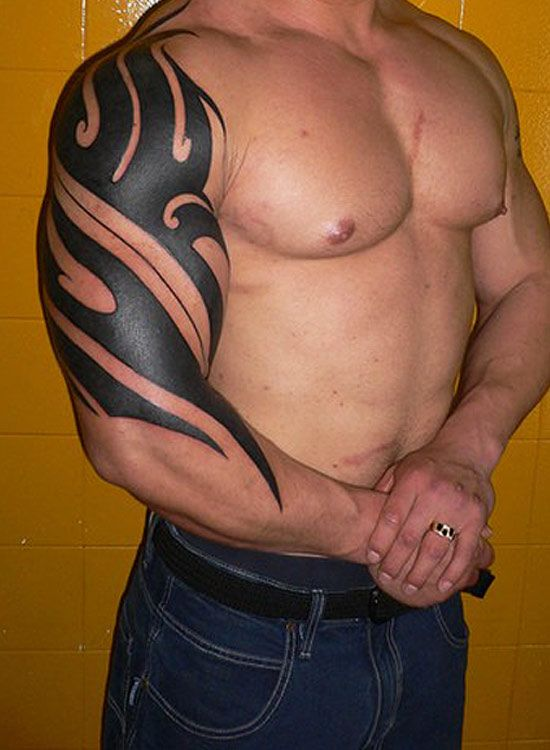 Tribal Tattoo   ... Tattoo Designs for Effective Tattooing: Popularity of Tribal Tattoos