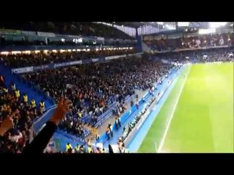 Chelsea v Bradford City 'Can We Play You Every Week' Chant FA Cup 2015 - YouTube