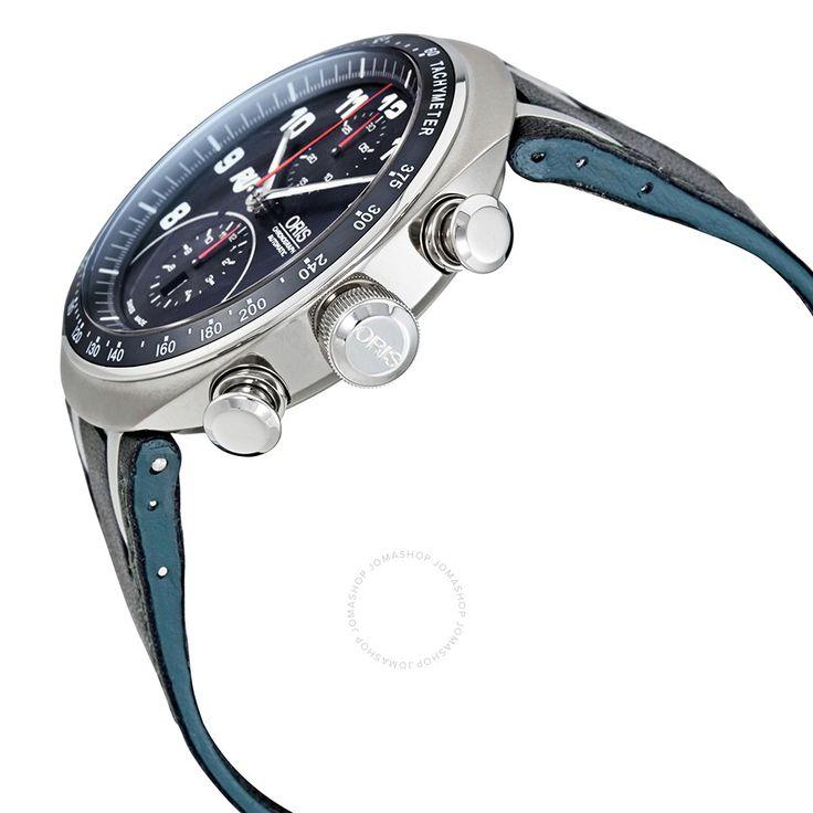 Oris TT3 RUF CTR3 Chronograph Limited Edition Men's Automatic Watch 673-7611-7084LS - TT3 - Oris - Watches - Jomashop