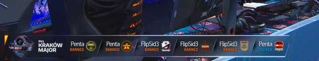 PGL can you please use pictures of the maps or even the map names instead of the map icons #games #globaloffensive #CSGO #counterstrike #hltv #CS #steam #Valve #djswat #CS16