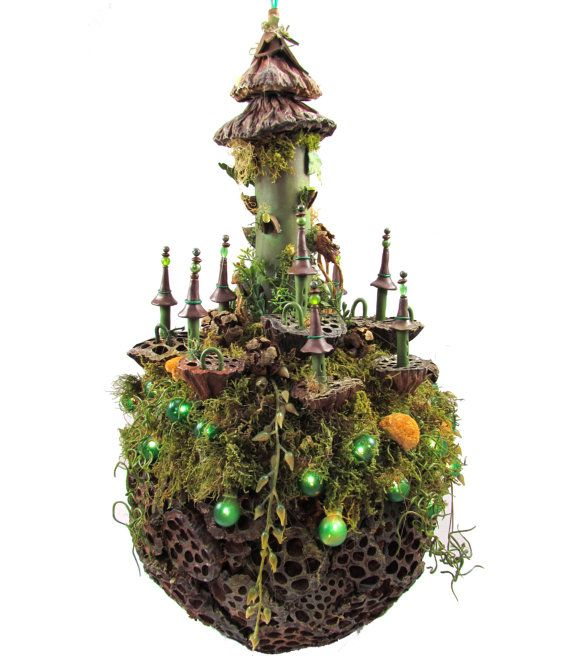 Forrest+Sphere+by+Fantasyatelier+on+Etsy,+$129.95