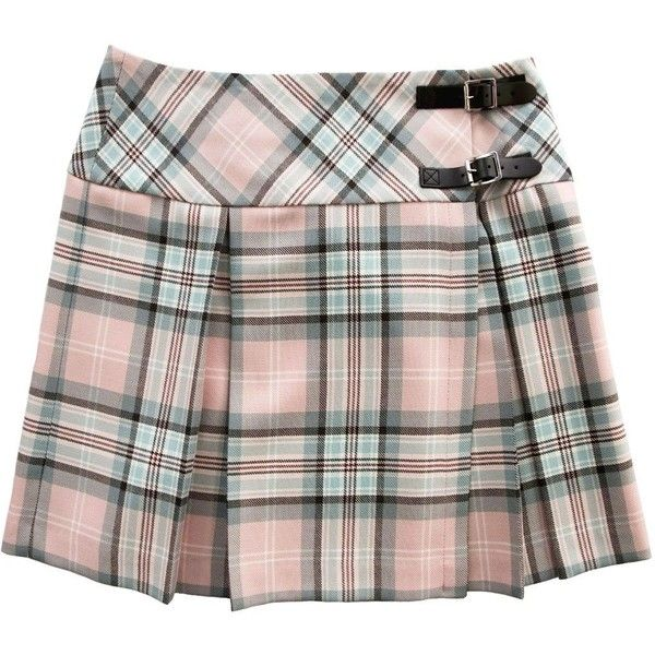 Diana, Princess of Wales Memorial Rose Tartan Billie Skirt lochcarron ($160) ❤ liked on Polyvore featuring skirts, mini skirts, pleated skirts, bias cut skirt, tartan pleated skirt, rosette skirt and mini skirt