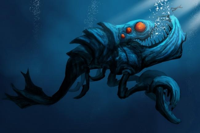 Top 25 Ideas About Underwater Creatures On Pinterest