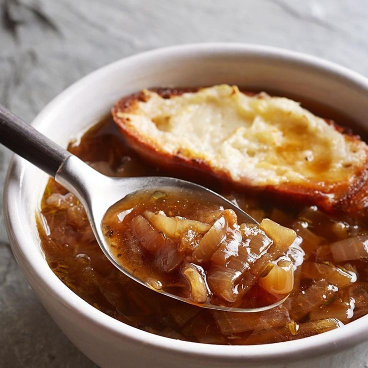 This is the easiest way to make French onion soup!