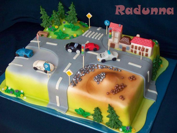 Dorty od Radunny - Fotoalbum - dorty dětské - dorty pro kluky