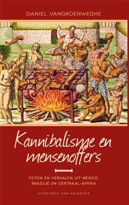 Kannibalisme en mensenoffers  Op kannibalisme en rituele mensenoffers rust nog altijd een groot taboe. Ze roepen fascinatie en weerzin op. Nochtans is het een verschijnsel van alle streken en van alle tijden tot in de twintigste eeuw. Wat bezielt mensen om lotgenoten te offeren en mensenvlees te eten? Wie waren de slachtoffers? Welk wereldbeeld of welke godenleer schuilt er achter? Waarom werden er zoveel kinderen geofferd? Wist u dat er ook culinair kannibalisme bestaan heeft? Antropoloog…