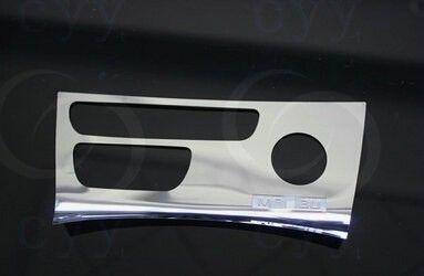 Бесплатная доставка автомобиль центральная панель украшения блестки для Chevrolet Malibu 2013 2014