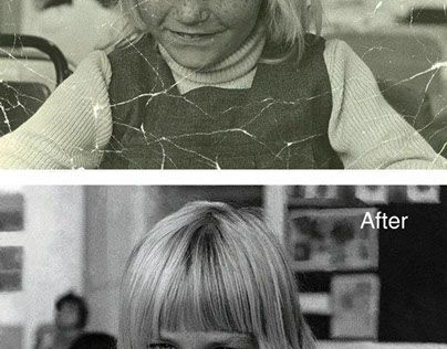 """Check out new work on my @Behance portfolio: """"Photo Restorations"""" http://on.be.net/1dx6y4G"""