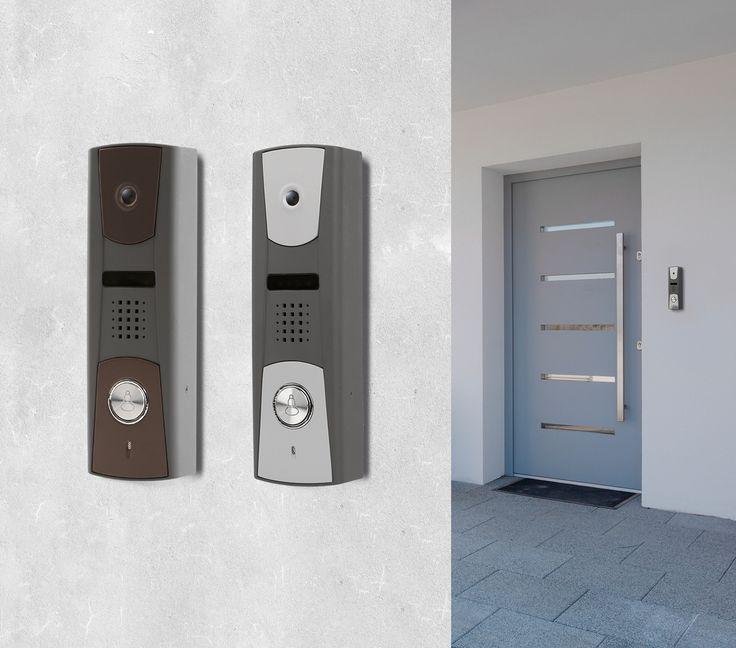 Die Neostar BMV-5401SV mit 700TVL und 80° Bildwinkel ist eine vandalensichere Aufputz-Türstation für Einfamilienhäuser. BMV-5401W Türstationen wurden besonders kompakt konstruiert und sind bestens vor nahezu allen Umwelteinflüssen geschützt. Sie verfügen über eine Schutzklasse IP56/66 und Vandalismusschutz IK10, wodurch diese Türstationen auch an besonders kritischen Orten installiert werden können.Dank dem mitgelieferten Montagewinkel von 45° schaut die Kamera in die Richtung des Besuchers.