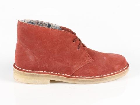 Kengät - Clarks: Desert Boot   Kengän ulkosivu