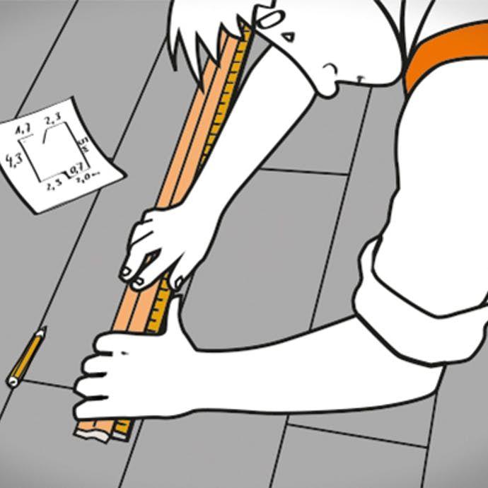 Sockelleisten Anbringen Schritt Fur Schritt Sockelleisten Obi Und Sockel
