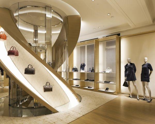 Louis Vuitton Townhouse by Curiosity - News - Frameweb