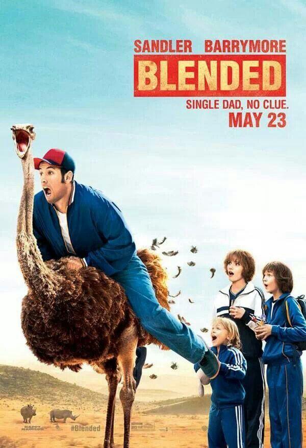 Blended   Movie Poster...