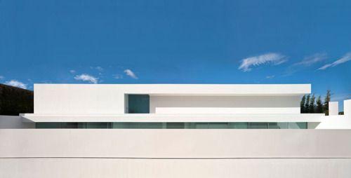Casa del Atrio (Atrium House) Fran Silvestre Arquitectos