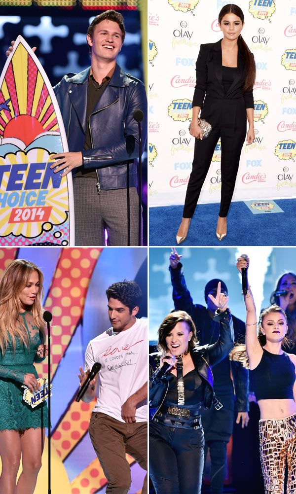 Teen Choice Awards Best Moments: Selena Gomez & More