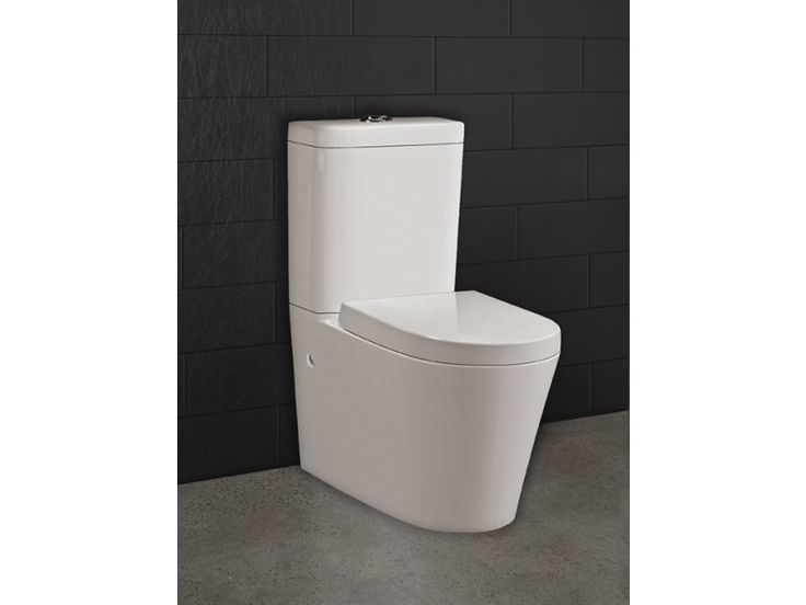 $445 Mercury Wall Faced Toilet - Wall Faced Toilets - Toilets - Bathroom