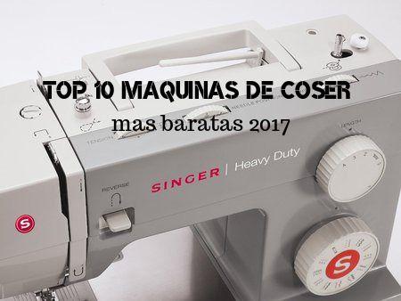 """Bienvenidos a esta nueva guia de """"las 10 maquinas de coser mas baratas"""".En este articulo vamos a ayudarte en el procedimiento de comprar una maquina de coser ya que no es siempre fácil encontrar la mejor máquina de coser para tus necesidades y presupuesto"""